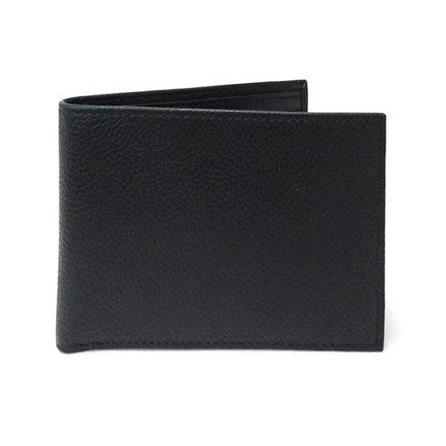 Billetera bifold negro