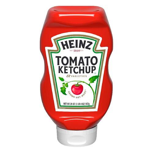 Heinz ketchup organica