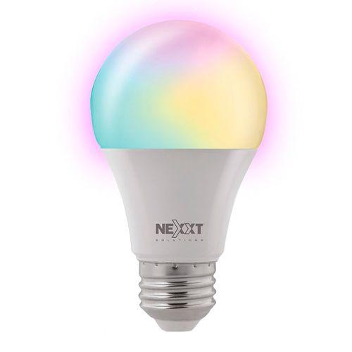 Bombilla LED inteligente wi-fi RGB regulable