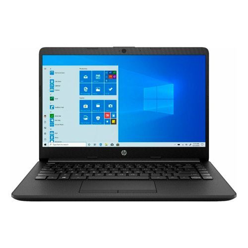 "Laptop HP AMD Athlon de 14"" negra"