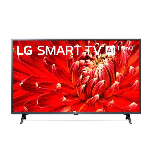 "Pantalla LG LED smart  43"" FHD"