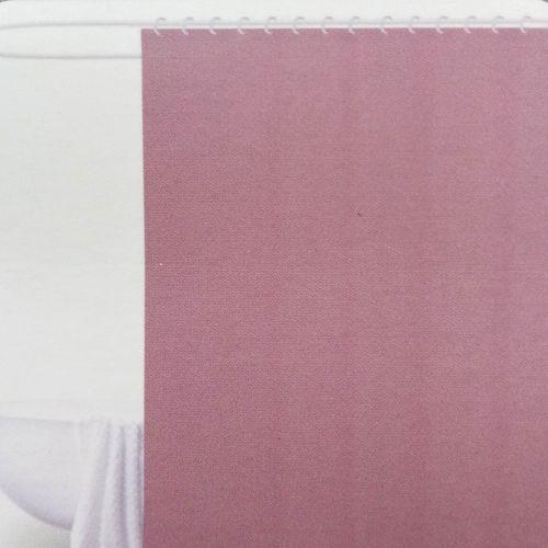 Liner de ducha rosado