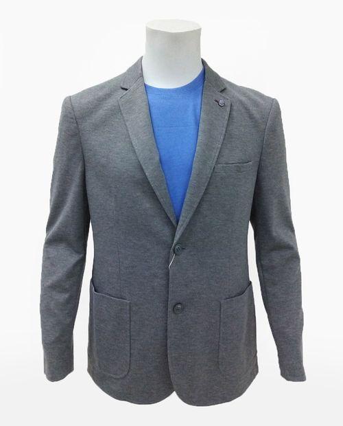 Blazer casual gris