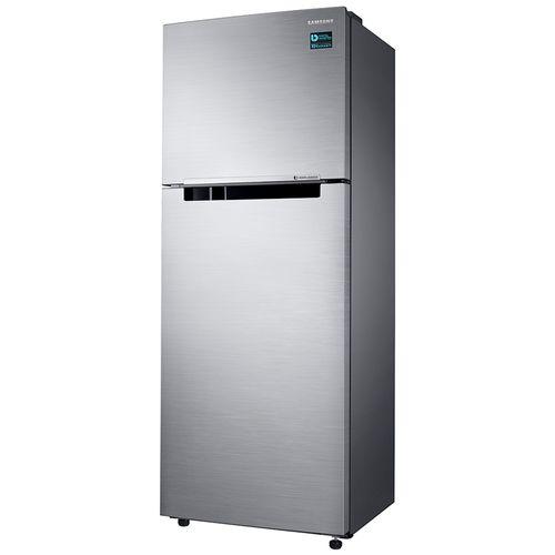 Refrigeradora  Samsung 12PCU silver