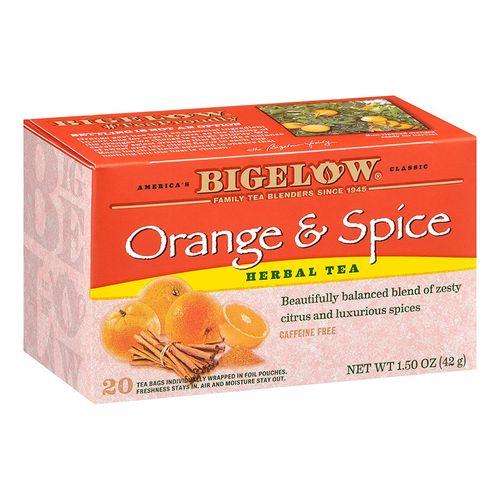 Te bigelow naranja especial