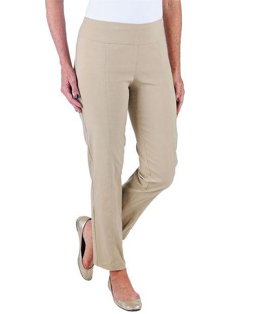 Pantalon beige (chino) millenium tummy control