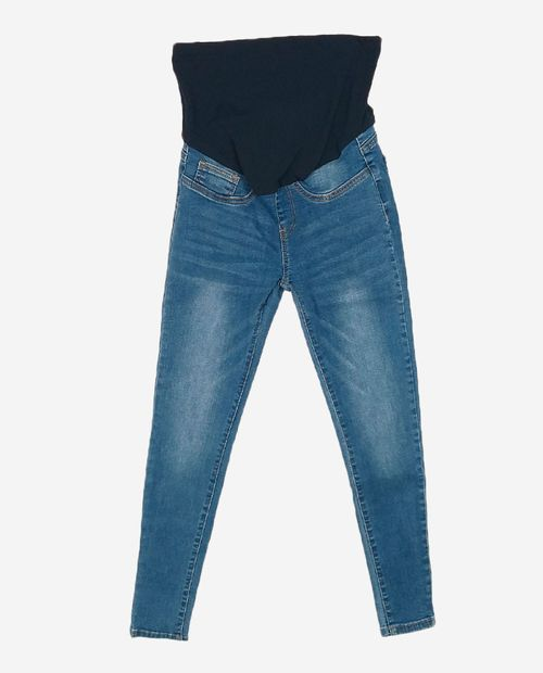 Jeans maternal md wash