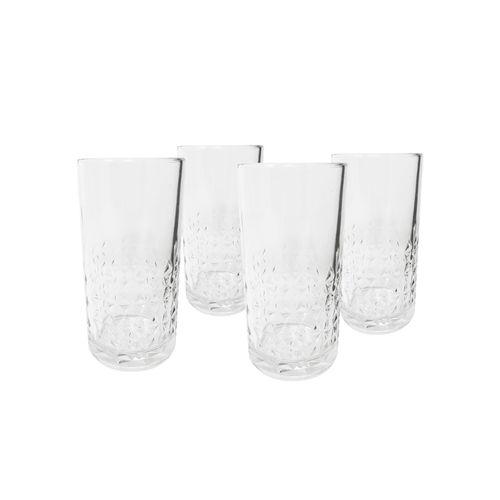 Set vasos harlow cooler 4pzs