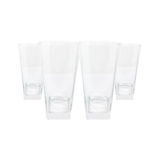 Set vasos bristol cooler 4pzs