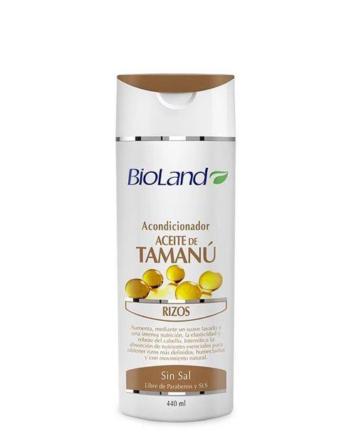 Acondicionador Aceite de Tamanú 440ml