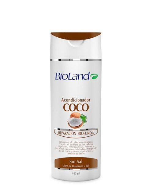 Acondicionador Coco 440ml
