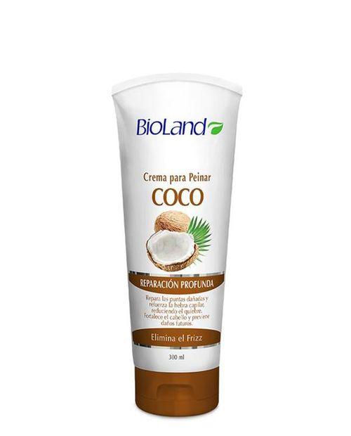 Crema para Peinar Coco 300ml