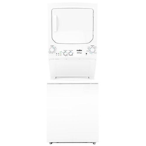 Centro de lavado 20 kg eléctrico blanco
