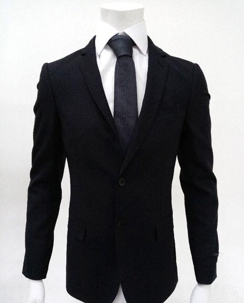 Blazer negro 62