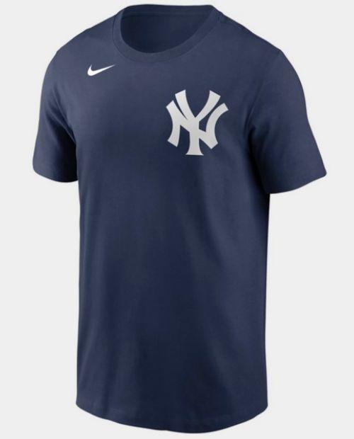 Camisa con nombre y numero nike de hombre