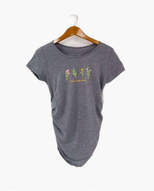 Camiseta c/redondo prt bloom baby