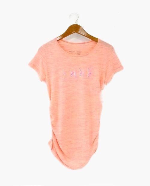 Camiseta c/redondo ao prt love