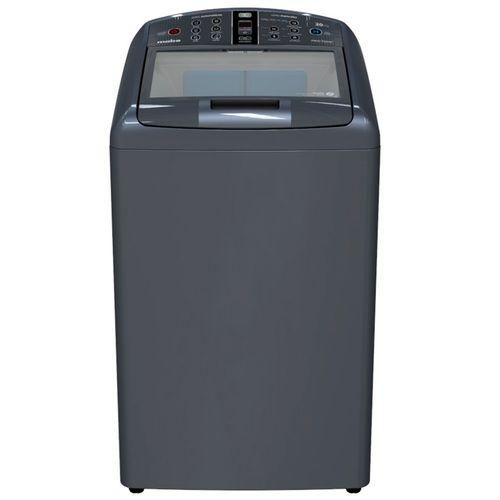 Lavadora digital Mabe 20 kg gris