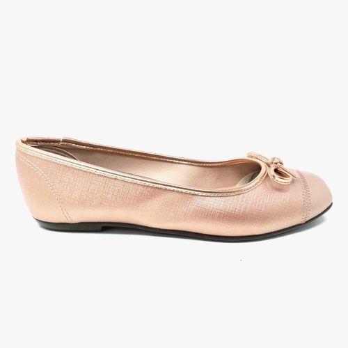 Ballerina oro rosa c/chonga