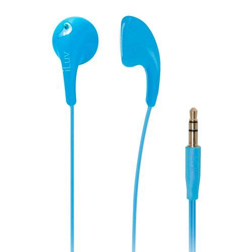 Auriculares Bubblegum blue