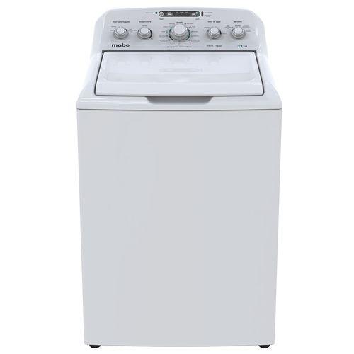 Lavadora Mabe 22 kgs blanca