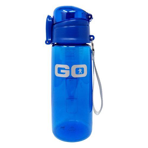 Botella plastica go
