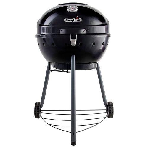 """Parrilla c-b carbon kettleman rejilla i.r 22.5"""" grill-360"""