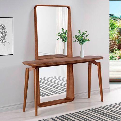 Mesa consola  con espejo Meru