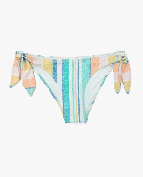 Bikini braguita rayas