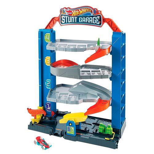 Pista stunt garage