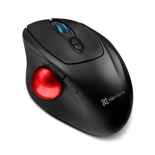 Mouse trackball inalámbrico ErgoBall
