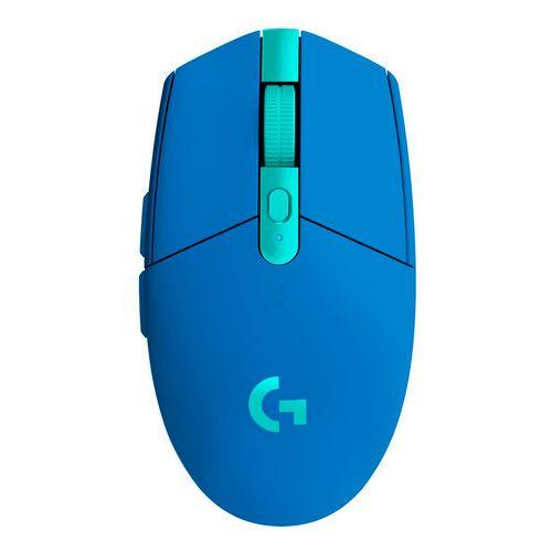 Logitech mouse g305 lightspeed cordless blue