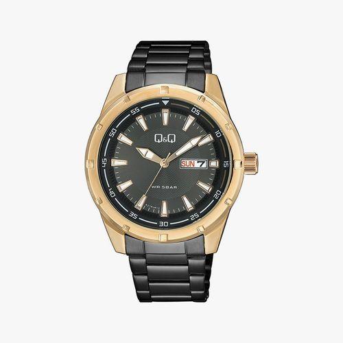 Reloj Analógico de material metalico para caballero