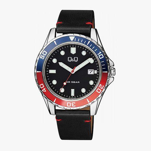 Reloj Analógico para caballero color negro