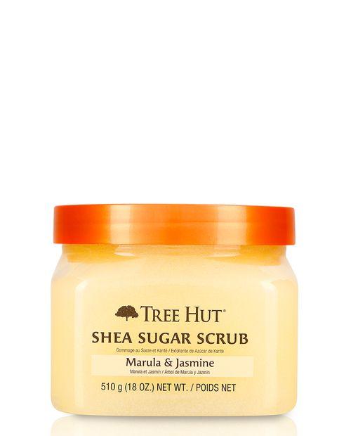 Body Scrub Marula & Jasmine Shea Sugar 510g
