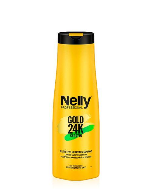 24k Shampoo Nutritive Keratin 400ml