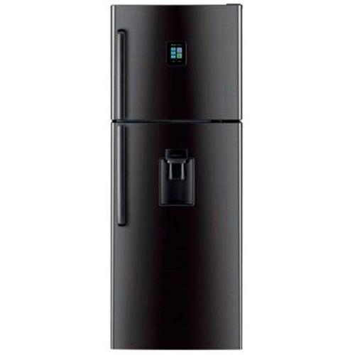 Refrigeradora 18 PCU acero negra