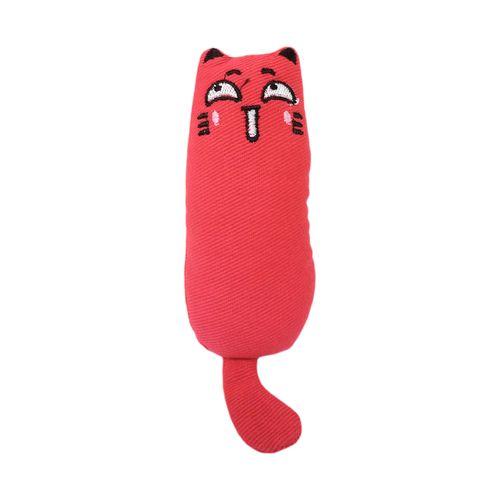 Juguete de gato cat nip rojo pequeña