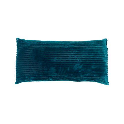 Body pillow corduroy azul