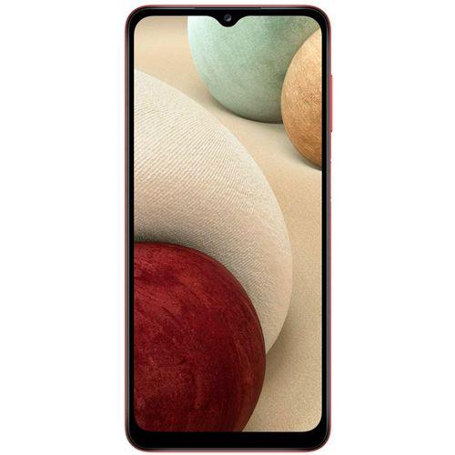 Celular Samsung A12 rojo
