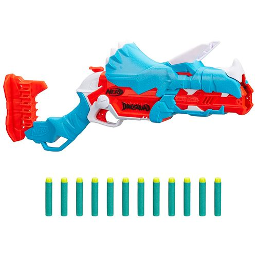Dinosquad- tricera blast