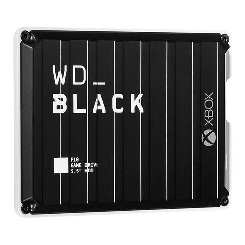Disco duro gaming p10 de 1tb usb 3.0 negro