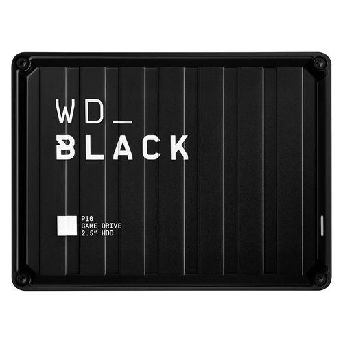 Disco duro gaming p10 de 5TB usb 3.0 negro