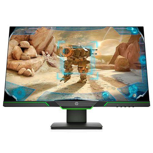 Monito HP gaming 27x hdmi black
