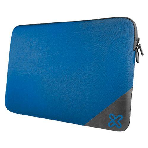 Cover para notebook de 15.6plg neoprene azul
