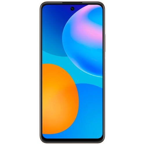 Celular Huawei  Y7a  dorado