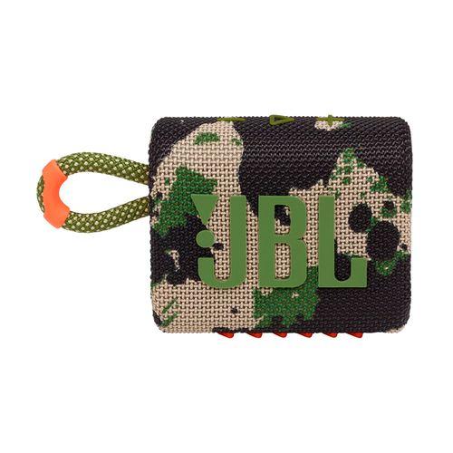 Bocina GO 3 inalámbrica camuflado