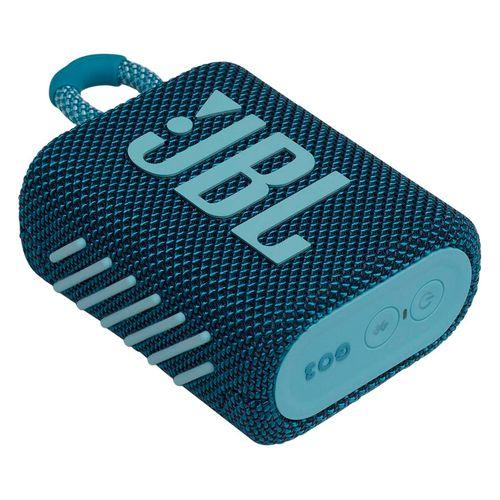 Bocina GO 3 inalámbrica azul