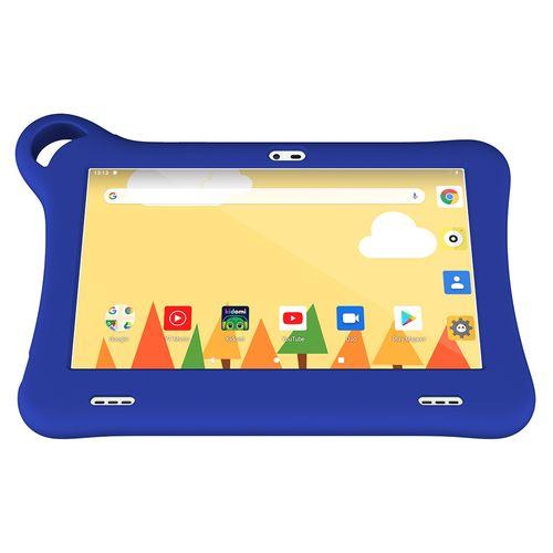 "Tablet Alcatel Tkee para niños 7"" azul y naranja"