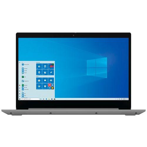 "Laptop de 15"" Ideapad Touchscreen Intel Ci5-10210U -256 SSD  gris"